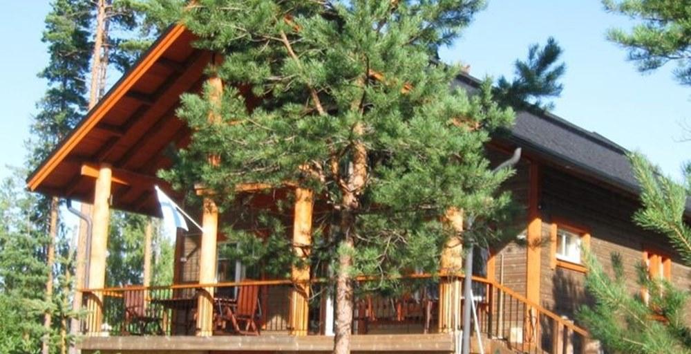 Rental cottage on Saima Lake, Finland
