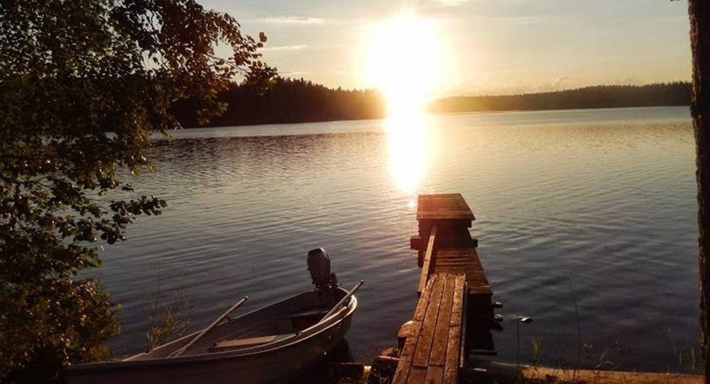 Saimaa lake rental cottage Finland