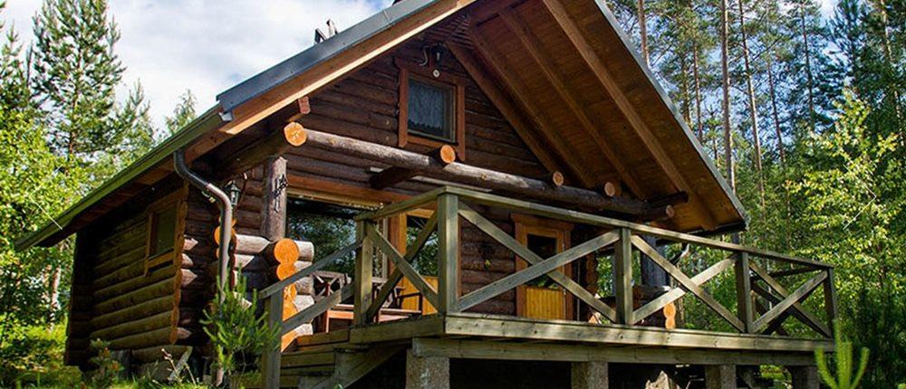 Fishing and sauna on Saimaa