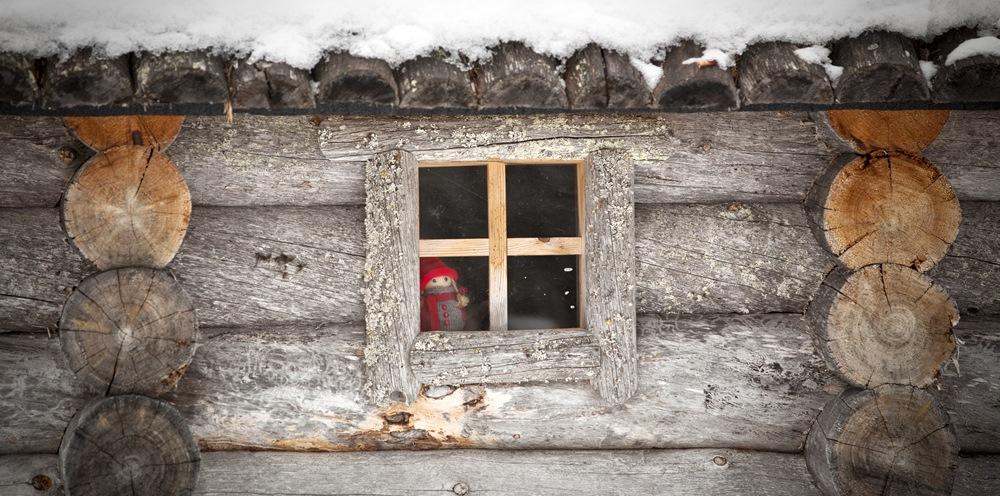 KELO wood cabin Lapland