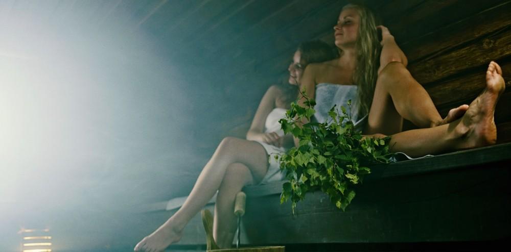 Culture sauna in Helsinki Kulttuurisauna