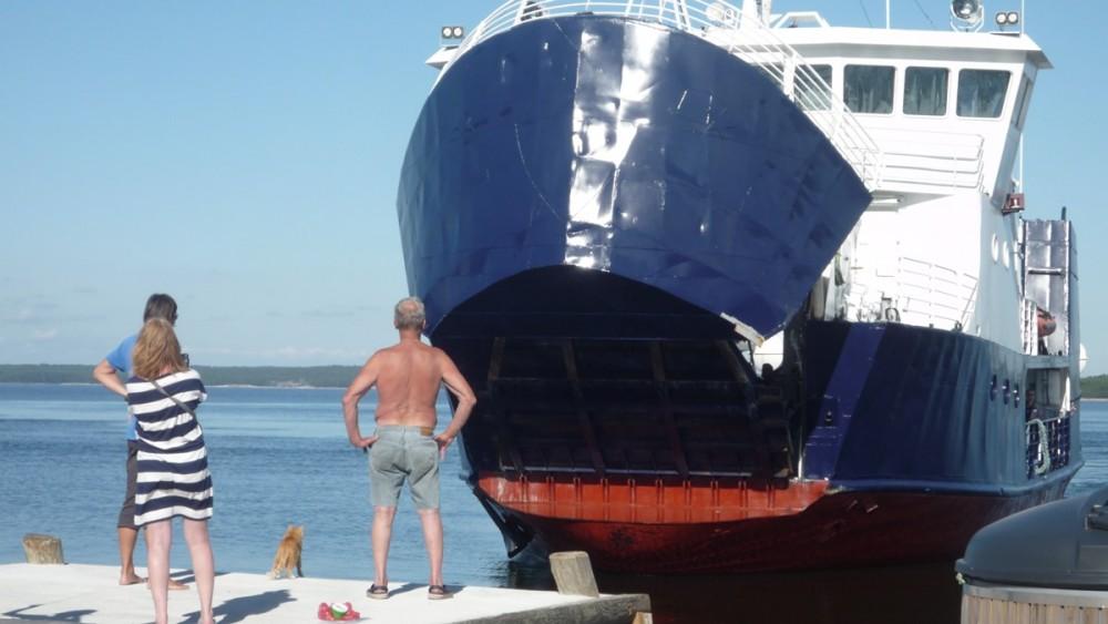 Helsingholmen ferry