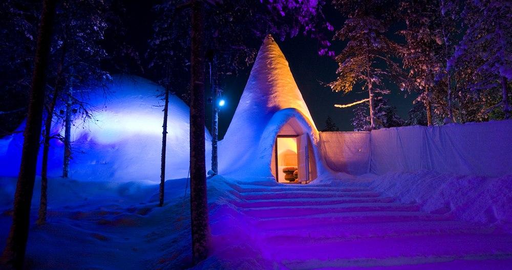 SNOWMAN ICE WORLD Rovaniemi