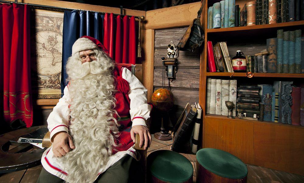 hear office of Santa